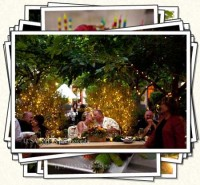 Taylor's 50th Birthday Party by Sharon Burns of Napa Valley Custom Events