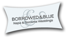 Featured on Borrowed & Blue