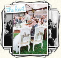 Sloane & Rob as featured on the knot by Napa Valley Custom Events