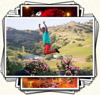 Danillo's Birthday Weekend by Napa Valley Custom Events