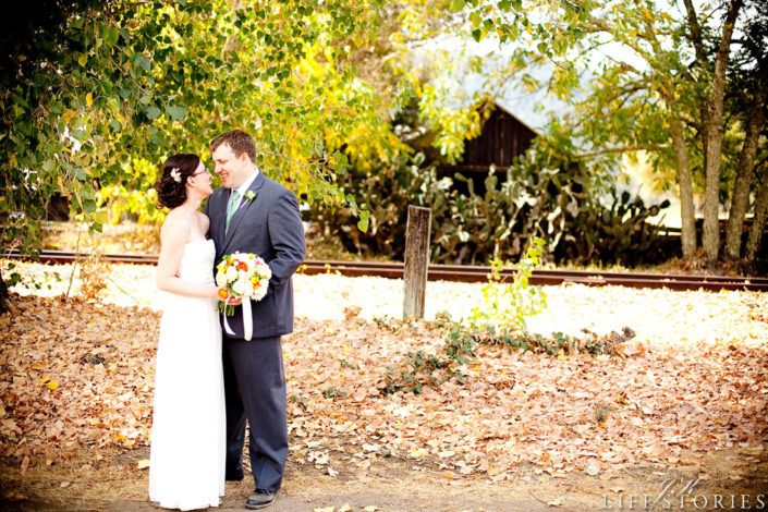 Amanda & Mark's Garden Wedding at Brix by Napa Valley Custom Events
