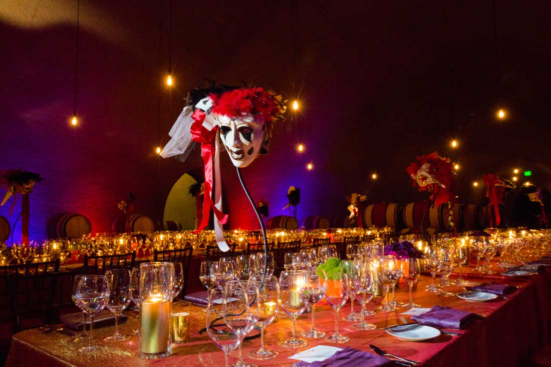Napa Valley Custom Events creates Social Events beyond your imagination