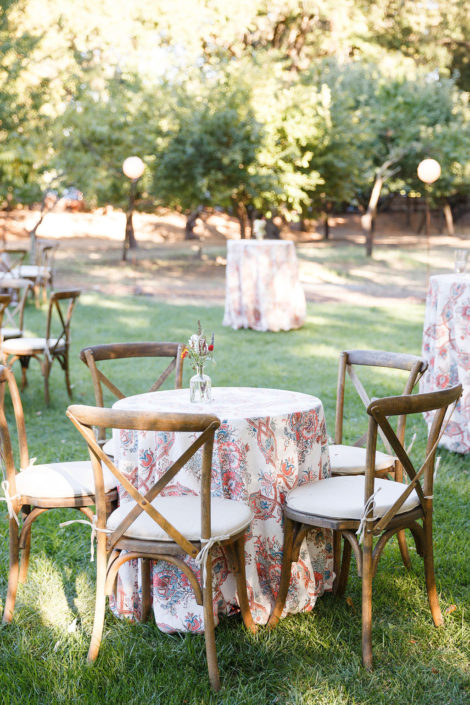 Kim & Aaron at a Private Estate in Sonoma by Napa Valley Custom Events