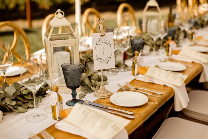 Rustic elegance for Brie & Tyler at Arista Winery, Healdsburg, by Sharon Burns, Napa Valley Custom Events